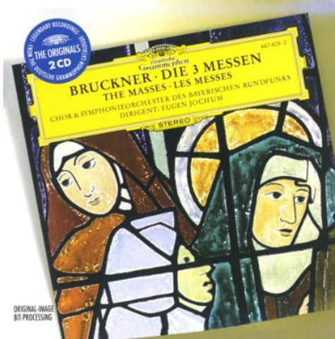 A. Bruckner - 3 Masses -  (CD)