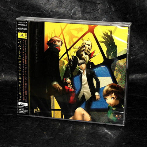 Various Artists - Persona 4 (Original Soundtrack) [Import] - (Japan - Import) (CD)