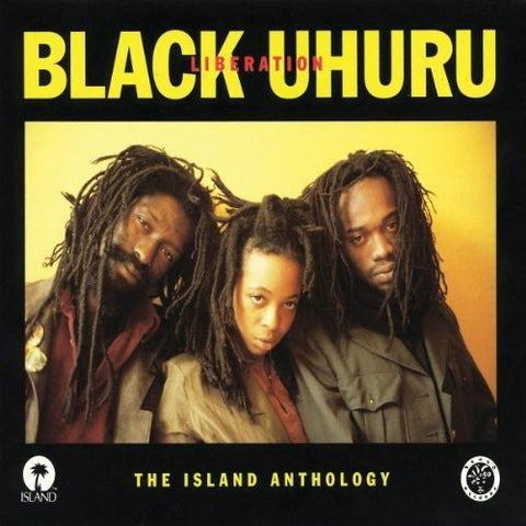 Black Uhuru - Liberation: Island Anthology -  (CD)