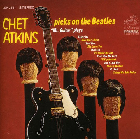 Chet Atkins - Picks on the Beatles -  (CD)