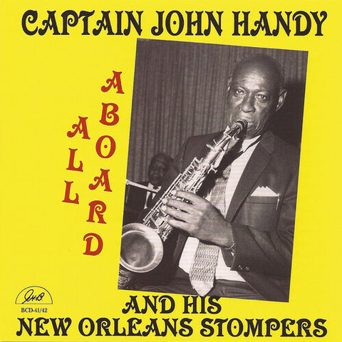 "John ""Captain John"" Handy - All Aboard 1 -  (CD)"