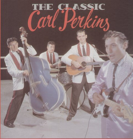 Carl Perkins - Classic - (Oversize Item Split, Boxed Set) (CD)