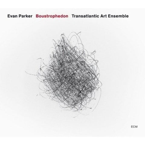Evan Parker - Boustrophedon [Import] - (Germany - Import) (CD)