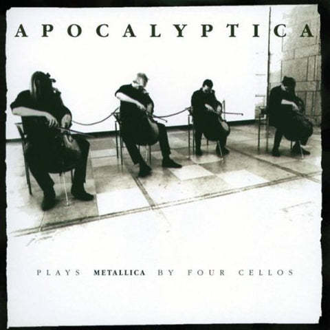 Apocalyptica - Apocalyptica Plays Metallica By Four Cellos -  (CD)