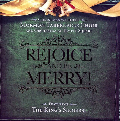 Mormon Tabernacle Choir - Rejoice & Be Merry -  (CD)