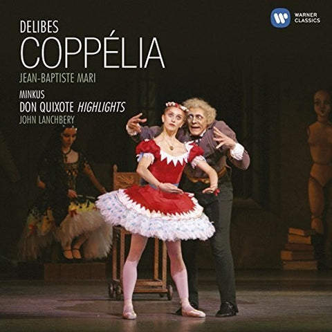 Various Artists - Delibes: Coppelia /  Various -  (CD)
