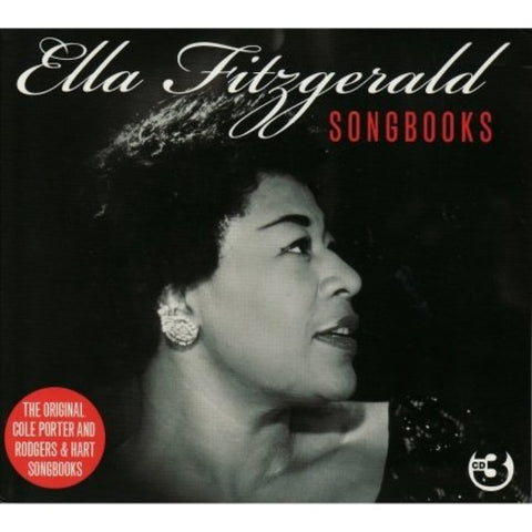 Ella Fitzgerald - Songbooks [Import] - (United Kingdom - Import) (CD)