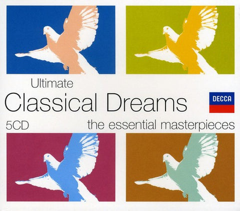 Various Artists - Ultimate Classical Dreams /  Various -  (CD)