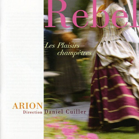 Arion - Plaisirs Champetres -  (CD)