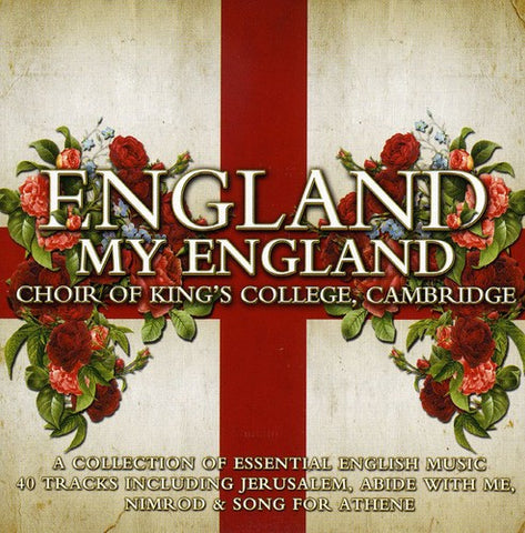 King's College Choir - England My England -  (CD)