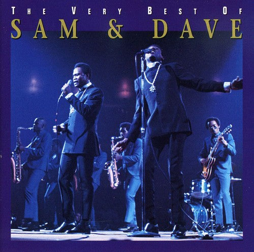 Sam & Dave - The Very Best Of Sam and Dave - (Reissue) (CD)