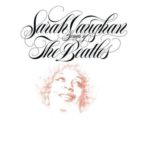 Sarah Vaughan - Songs of the Beatles - (Manufactured on Demand) (CD)