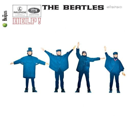 The Beatles - Help - (Limited Edition, Remastered, Enhanced, Digipack Packaging) (CD)