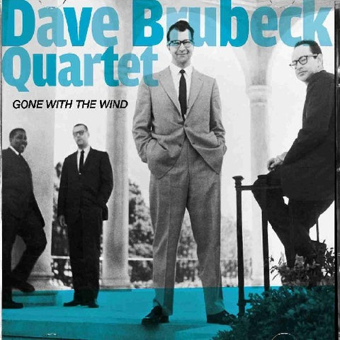 Dave Brubeck - Gone with the Wind [Import] - (Spain - Import) (CD)