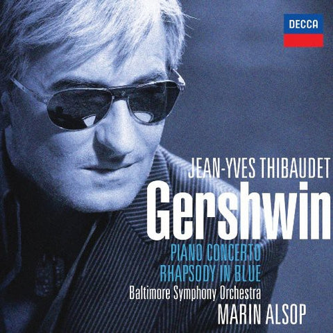 Jean-Yves Thibaudet - Rhapsody in Blue /  Piano Concerto Etc -  (CD)