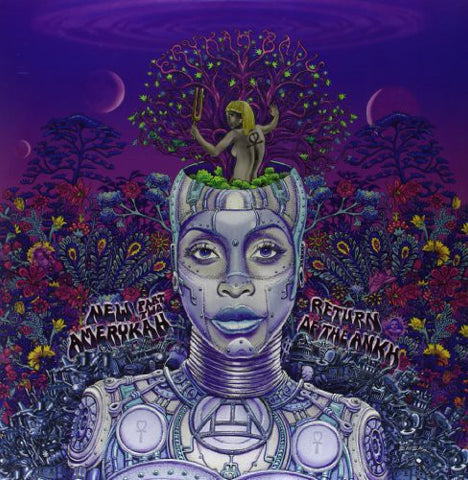 Erykah Badu - New Amerykah Part Two: Return of the Ankh -  (Vinyl)