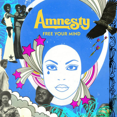 Amnesty - Free Your Mind: The 700 West Sessions -  (Vinyl)