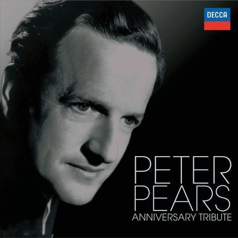 Peter Pears - Anniversary Tribute -  (CD)