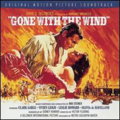 Various Artists - Gone With the Wind (Original Soundtrack) [Import] - (United Kingdom - Import) (CD)