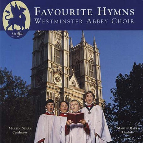 Westminster Abbey Choir - Favourite Hymns -  (CD)