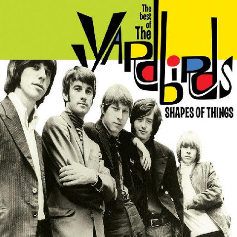 The Yardbirds - Shapes of Things: Best of [Import] -  (CD)