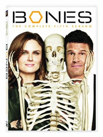 Bones: The Complete Fifth Season - (Widescreen, Subtitled, Dolby, AC-3) (DVD)