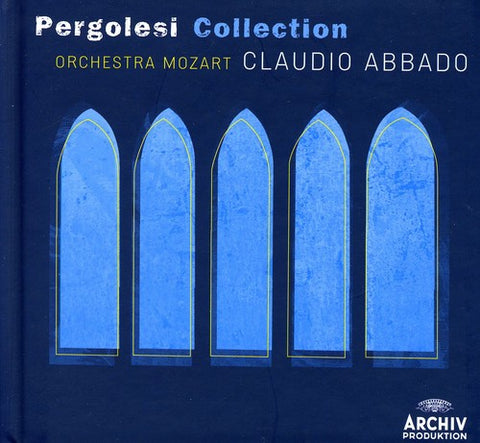 Claudio Abbado - Pergolesi Collection -  (CD)
