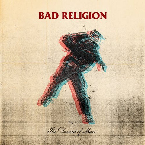 Bad Religion - The Dissent Of Man -  (Vinyl)