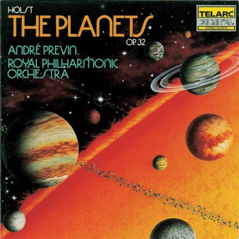 Royal Philharmonic Orchestra - Planets -  (CD)