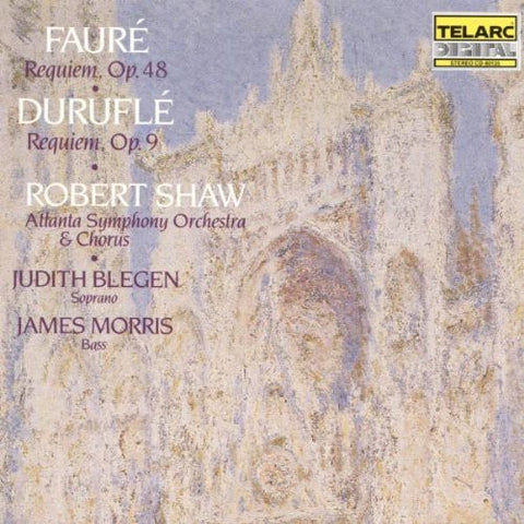Robert Shaw - Requiem -  (CD)