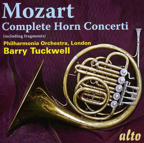 Barry Tuckwell - Complete Horn Concerti & Fragments -  (CD)