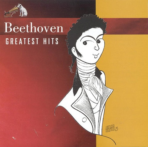 Ludwig van Beethoven - Greatest Hits -  (CD)