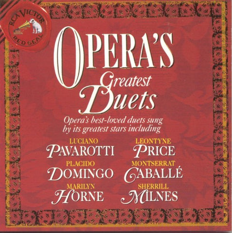 Various Artists - Opera's Greatest Duets /  Various -  (CD)