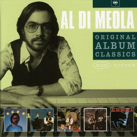 Al di Meola - Original Album Classics [Import] - (Holland - Import) (CD)