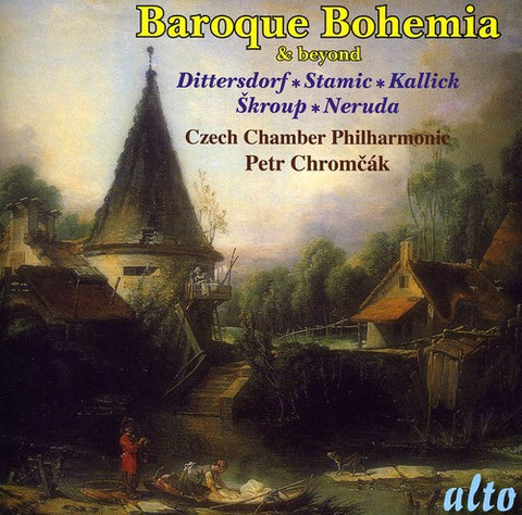 Petr Chromc k - Baroque Bohemia & Beyond 5 -  (CD)
