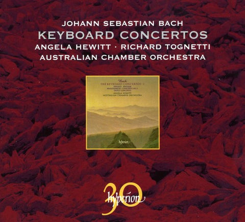 J.S. Bach - Keyboard Concertos -  (CD)