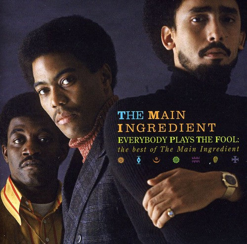 The Main Ingredient - The Best Of -  (CD)