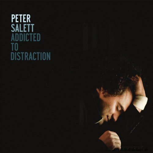 Peter Salett - Addicted to Distraction -  (Vinyl)
