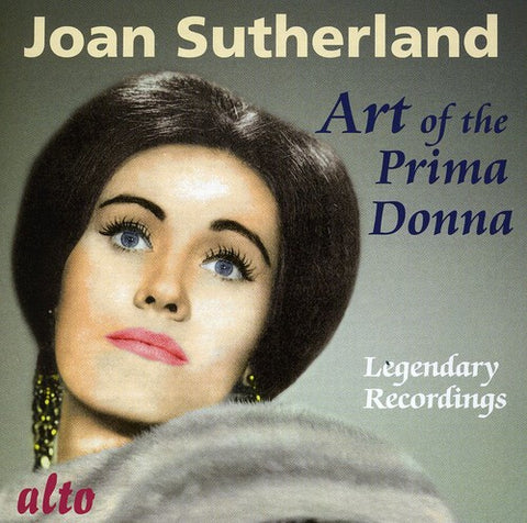 Joan Sutherland - Art of the Prima Donna -  (CD)