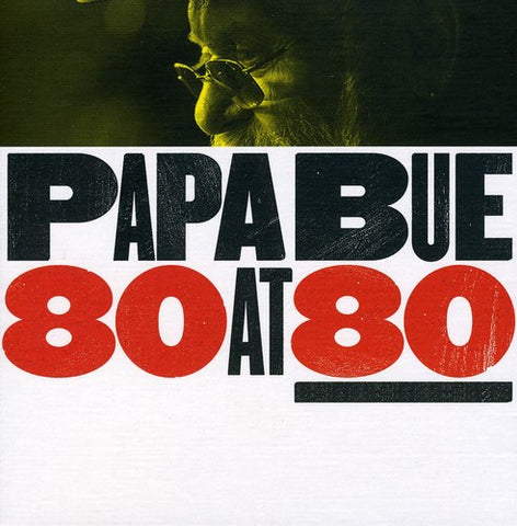 Papa Bue - 80 at 80 - (Boxed Set) (CD)