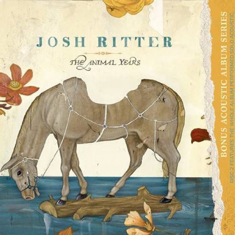 Josh Ritter - The Animal Years - (Bonus CD) (Vinyl)