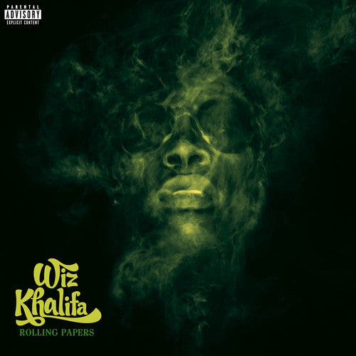 Wiz Khalifa - Rolling Papers [Explicit Content] - (Paexp) (CD)