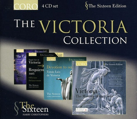Harry Christophers - Victoria Collection -  (CD)