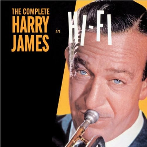 Harry James - Complete Harry James in Hi-Fi [Import] - (Spain - Import) (CD)