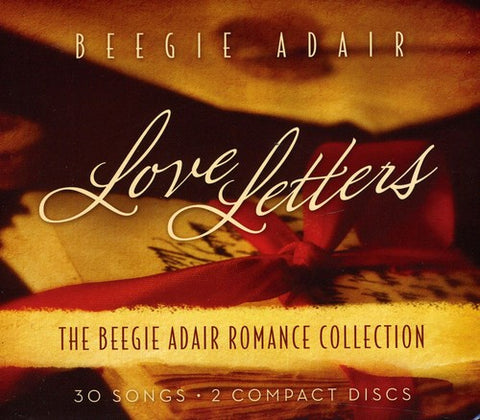 Beegie Adair - Love Letters: Romance Collection -  (CD)