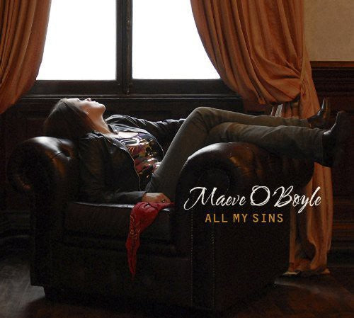 Maeve O'Boyle - All My Sins -  (Vinyl)