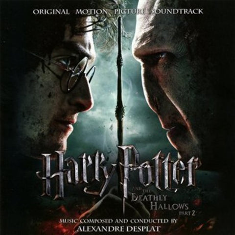 Harry Potter & Deathly Hallows Part 2 (Score) - Harry Potter & The Deathly Hallows Part 2 (Score) [Import] - (Germany - Import) (CD)