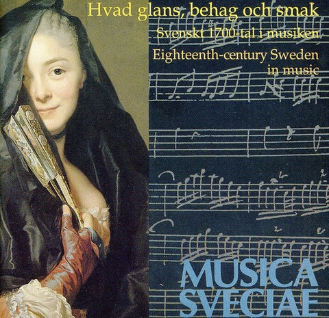 Various Artists - 18th Century Sweden Music -  (CD)