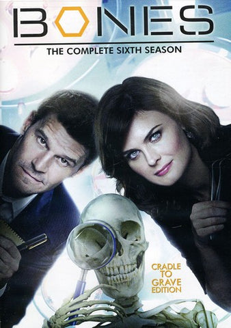 Bones: The Complete Sixth Season - (Widescreen, Dolby, AC-3, Subtitled) (DVD)