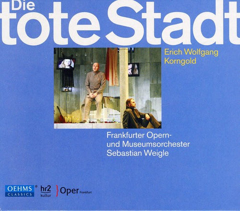 E.W. Korngold - Die Tote Stadt -  (CD)